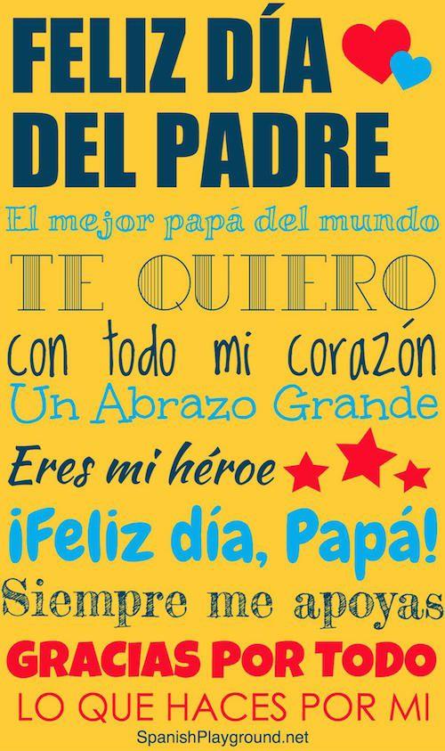 Frases Para El Día Del Padre En Imágenes Bonitas Y Mensajes