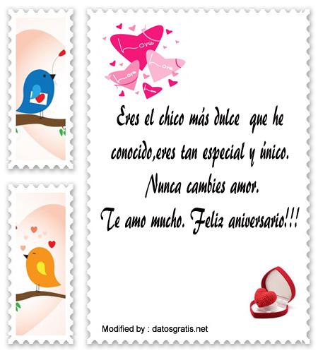 Imágenes Con Frases Felicitaciones De Aniversario De Novios
