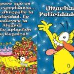 Imágenes de Cumpleaños – Tarjetas con mensajes y frases graciosas de feliz cumpleaños