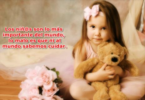 Imagenes Con Frases Y Mensajes De Amor Para Ninos
