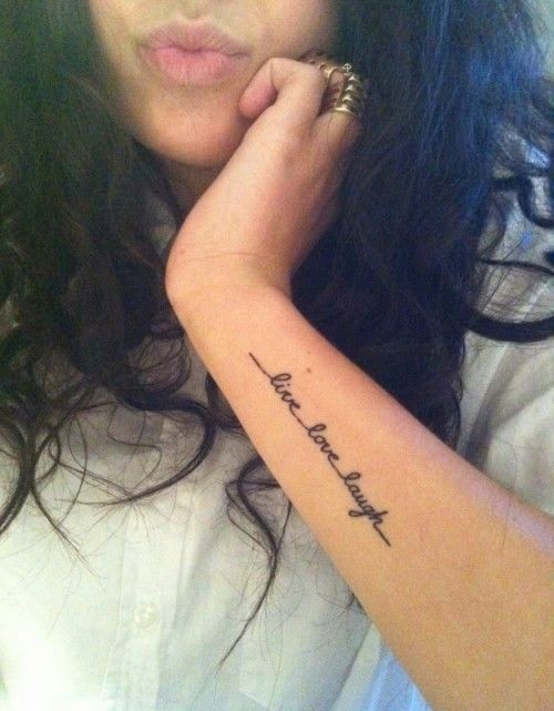 Frases Cortas Para Tatuajes Las Mejores Frases Para Tatuarse
