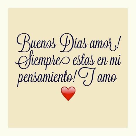 Frases De Buenos Dias Mensajes De Buenos Dias Amor