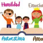 Los valores para niños