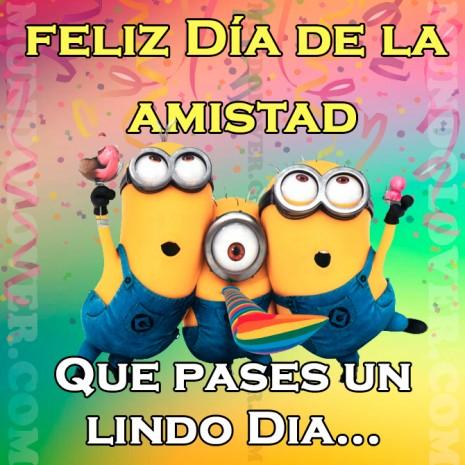 Imagenes Del Dia De La Amistad Felicitaciones Frases Para Amigos Y Amigas