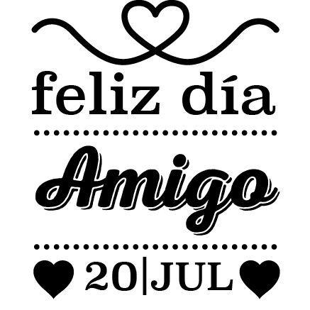 Imágenes Gifs Y Frases Para Decir Feliz Día Del Amigo