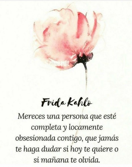 Frases De Frida Kahlo Célebres E Inolvidables Con Imágenes
