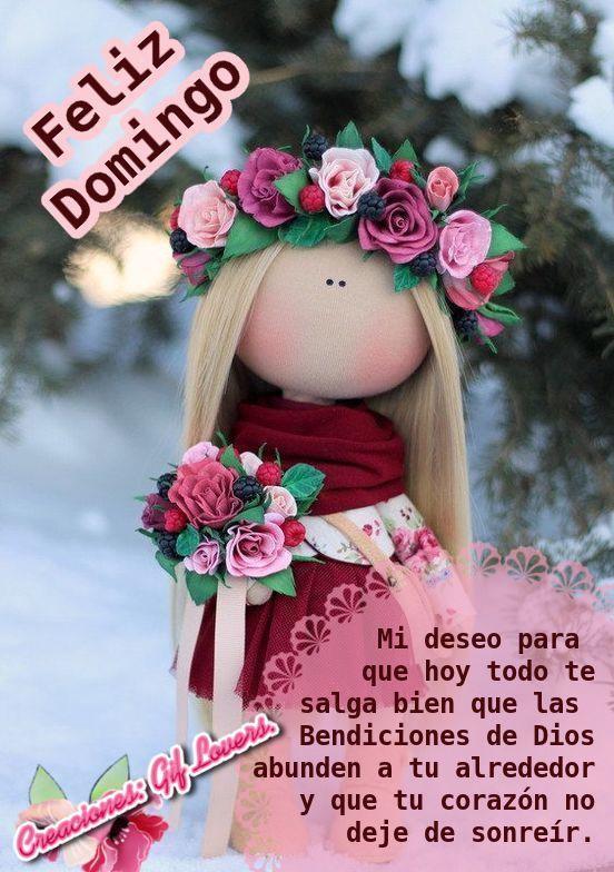 Feliz Domingo Imágenes Frases Y Mensajes Muy Bonitos