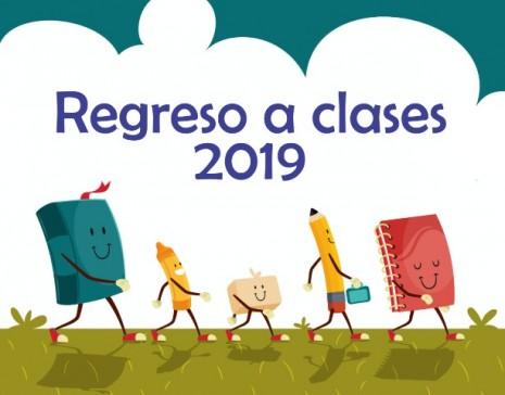 Feliz Regreso A Clases 2019 Imágenes Con Frases Bonitas