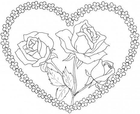 Fotos De Flores Bellas Para Dibujar Flores De Papel
