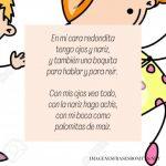 Poemas cortos para niños con rima (y con imágenes)