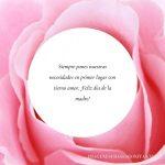 """Imágenes con frases para dedicar el """"Día de la Madre"""""""